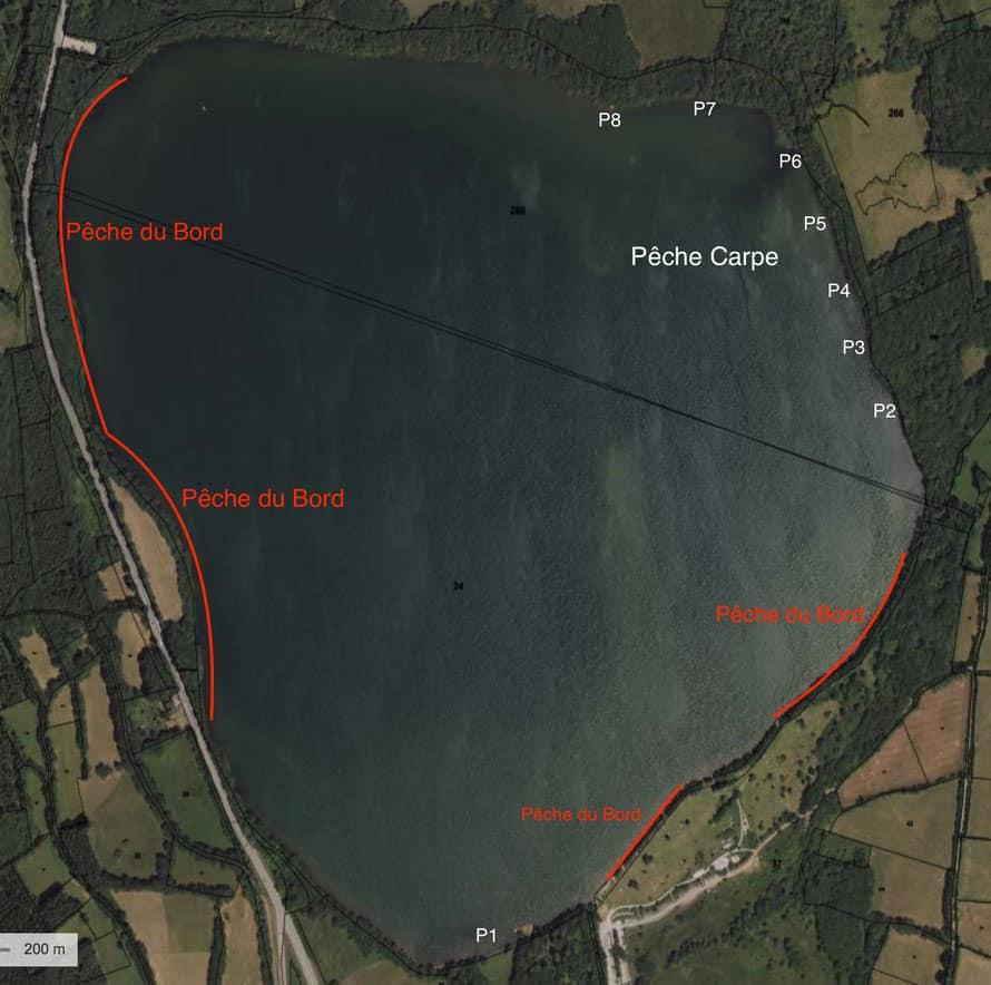 Lac de Pierre-Châtel – Lac privé – Isère (38) 4