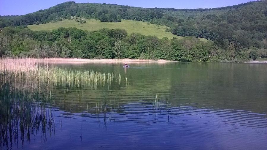Lac de Pierre-Châtel – Lac privé – Isère (38) 2