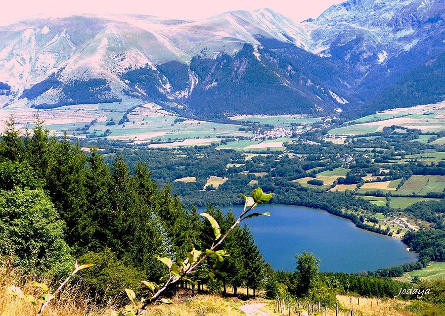Lac de Pierre-Châtel – Lac privé – Isère (38) 1
