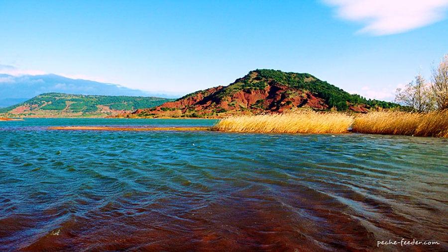 Lac du Salagou - Grand lac public - Hérault (34) 9