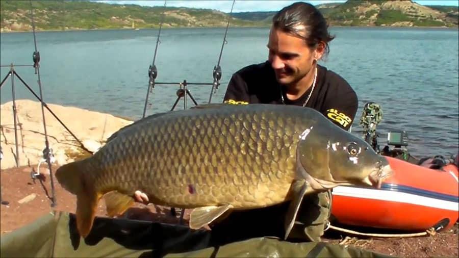 Lac du Salagou - Grand lac public - Hérault (34) 4