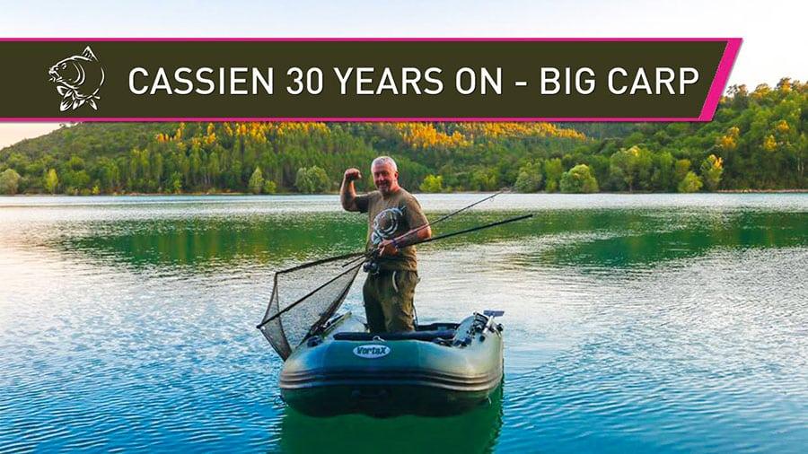 30 ans de Saint-Cassien avec Steve Briggs