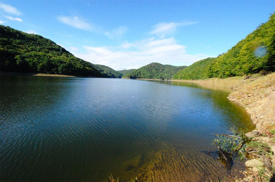 Lac de l'Aigle – Grand lac public – Corrèze (19) 2