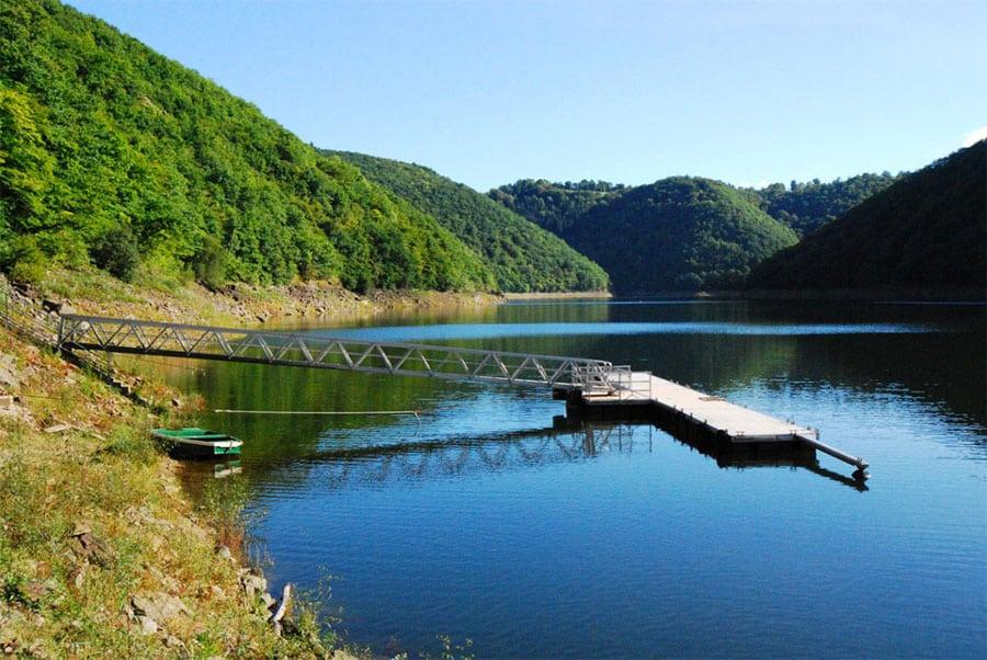 Lac de l'Aigle – Grand lac public – Corrèze (19) 4