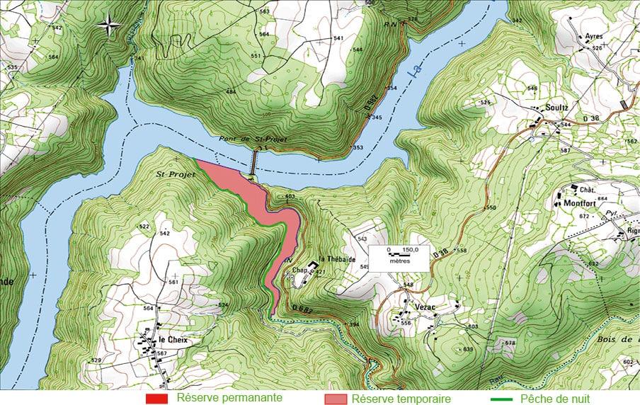 Lac de l'Aigle – Grand lac public – Corrèze (19) 3