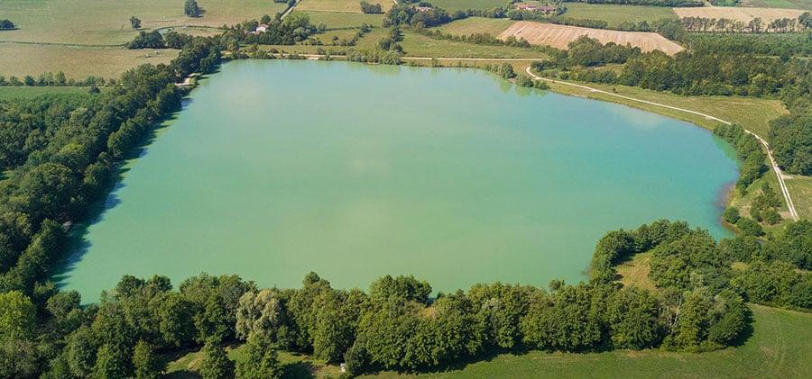 Gravière Carp'Avenir – Lac Privé – Ain (01) 1