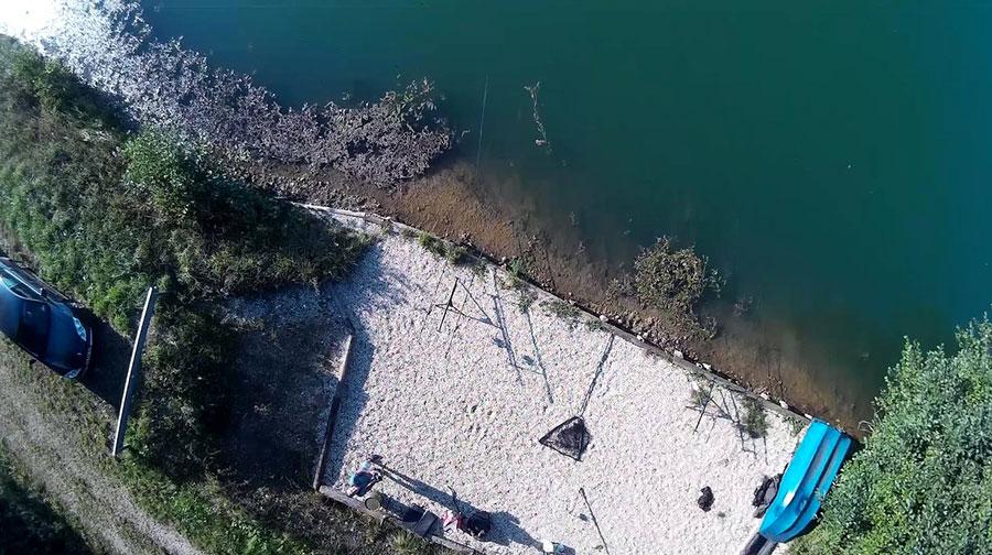 Gravière Carp'Avenir – Lac Privé – Ain (01) 13