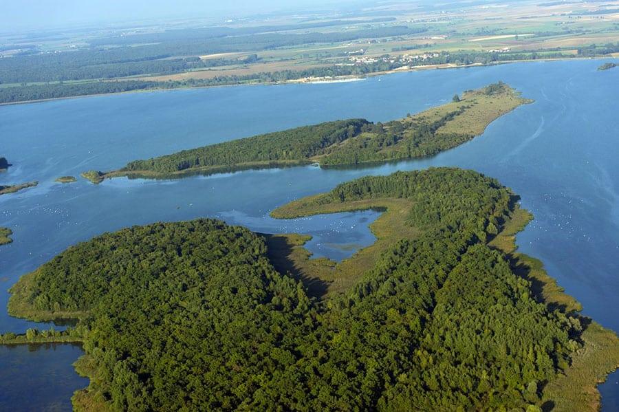 Lac de Madine - Grand lac public - La Meuse (55) 2