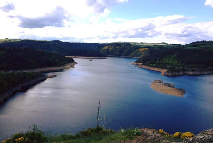Lac de Sarrans – Grand lac public – Aveyron (12) 6