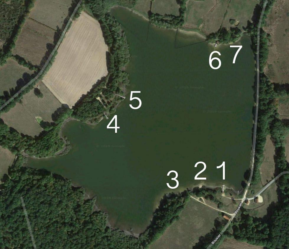 Domaine de Bouxier - Lac Privé - Allier (03) 4