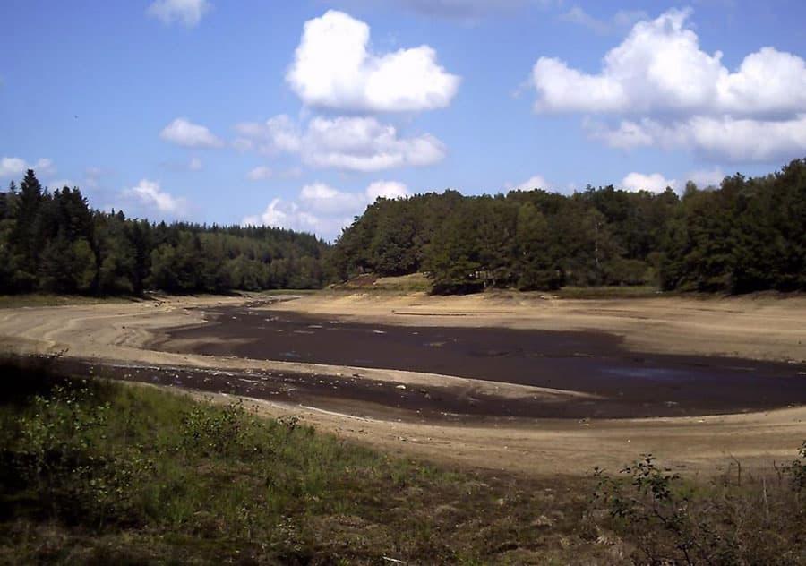 Lac de Viam – Grand lac public – Corrèze (19) 4