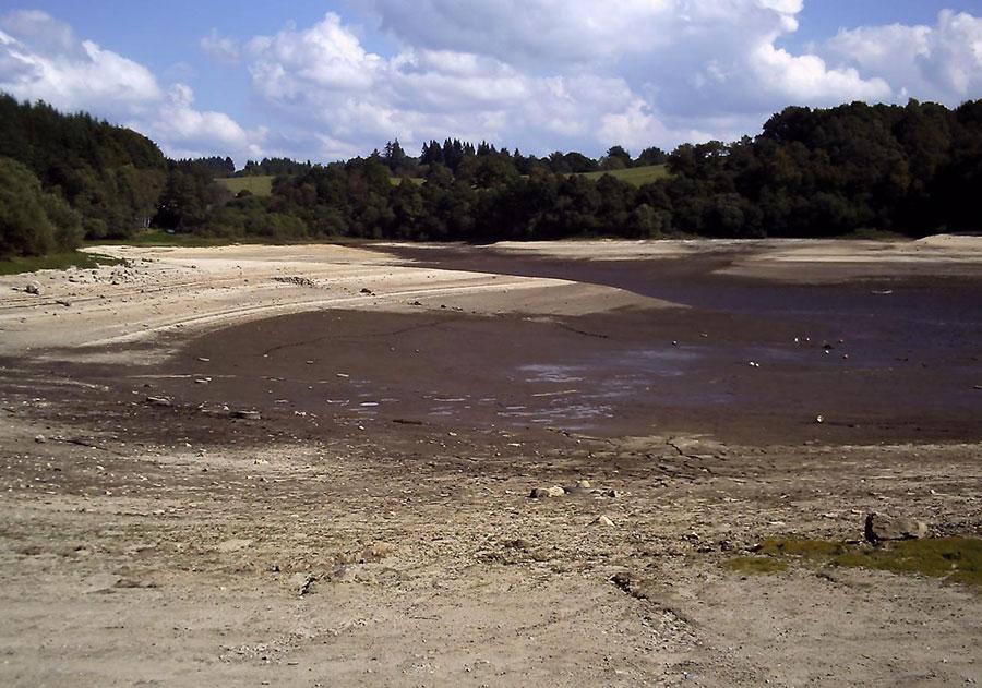 Lac de Viam – Grand lac public – Corrèze (19) 8