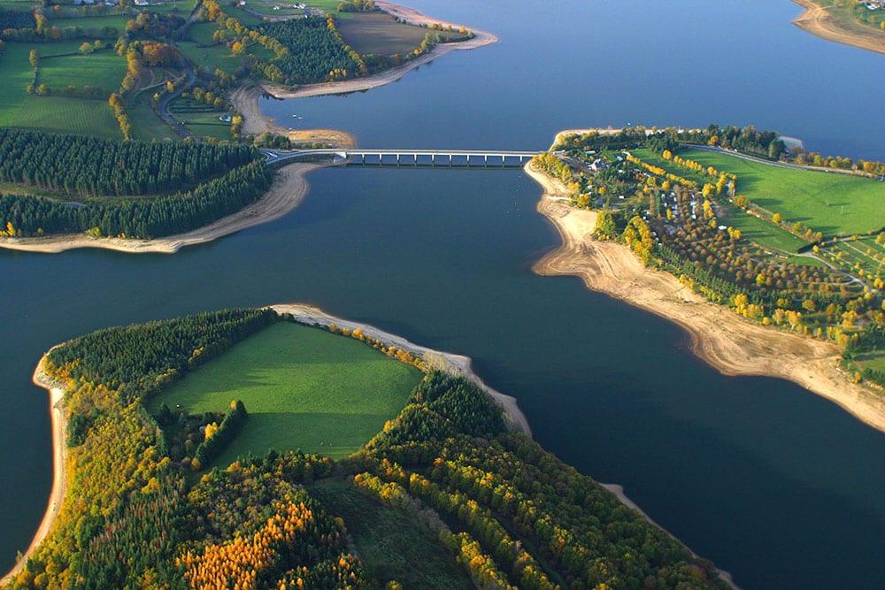 Lac de Pareloup – Grand lac public – Aveyron (12) 2