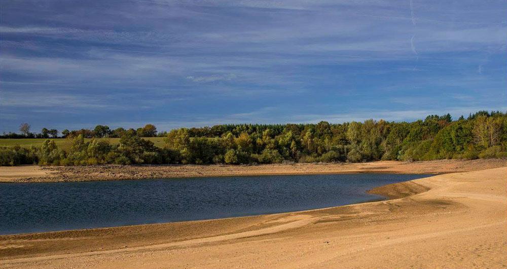Lac de Pareloup – Grand lac public – Aveyron (12) 3