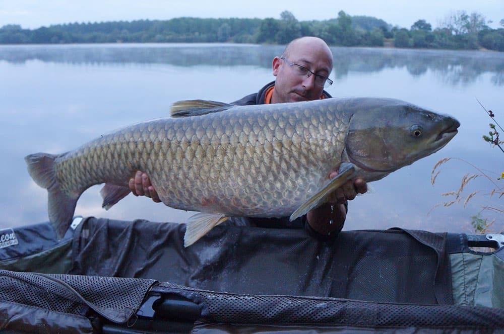 Lac de Carpa Trophy - Lac privé - Maine-et-Loire (49) 5
