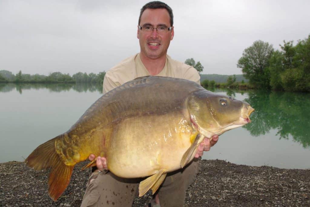 Etang le Prunet - CarpaSens - Lac privé - Yonne (89) 9