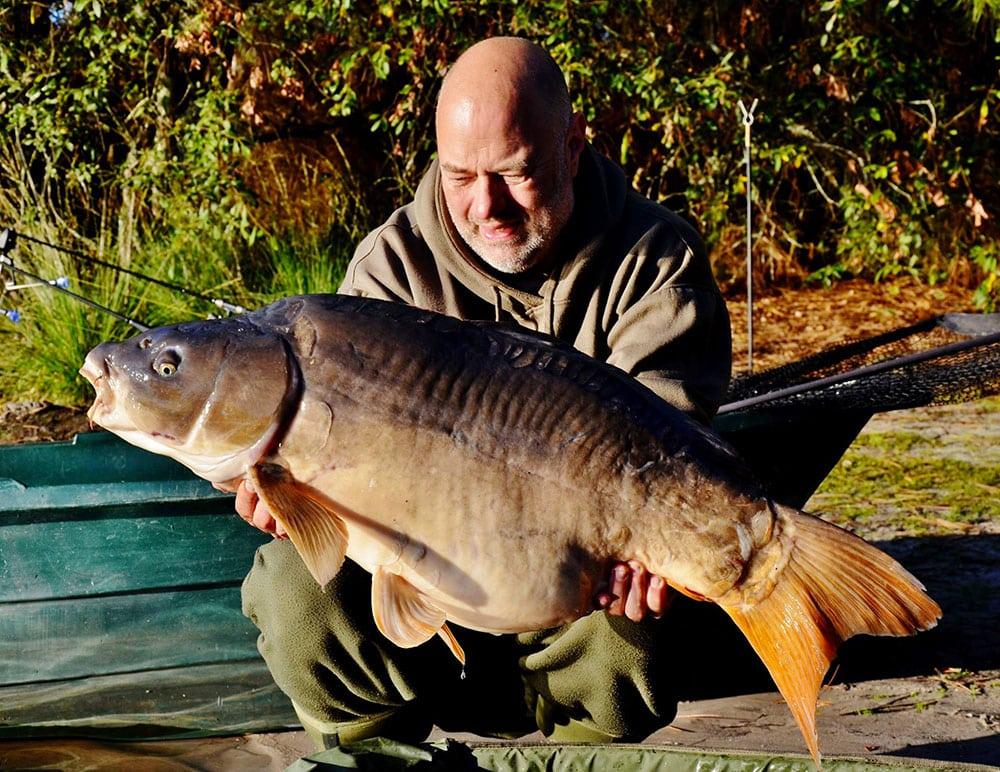 Lac de Curton - Rainbow Lake - Lac privé - Gironde (33) 3