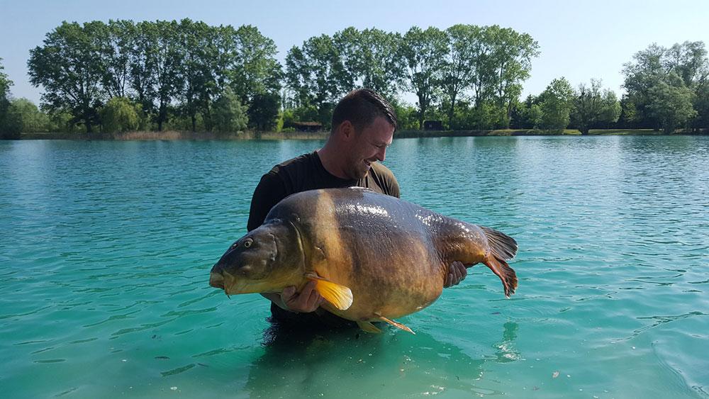 Lac de Graviers - Luke Moffatt Lake - Lac privé - Côte d'Or (21) 1