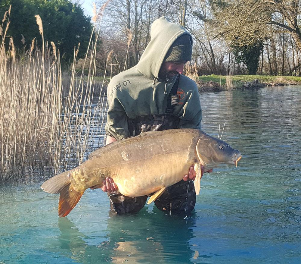 Lac de Graviers - Luke Moffatt Lake - Lac privé - Côte d'Or (21) 4