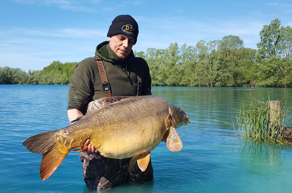 Lac de Graviers - Luke Moffatt Lake - Lac privé - Côte d'Or (21) 5