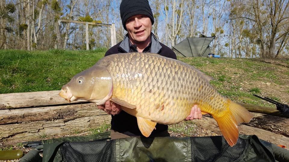 Lac du Grand Fontenay - Lac privé – Loiret (45) 1