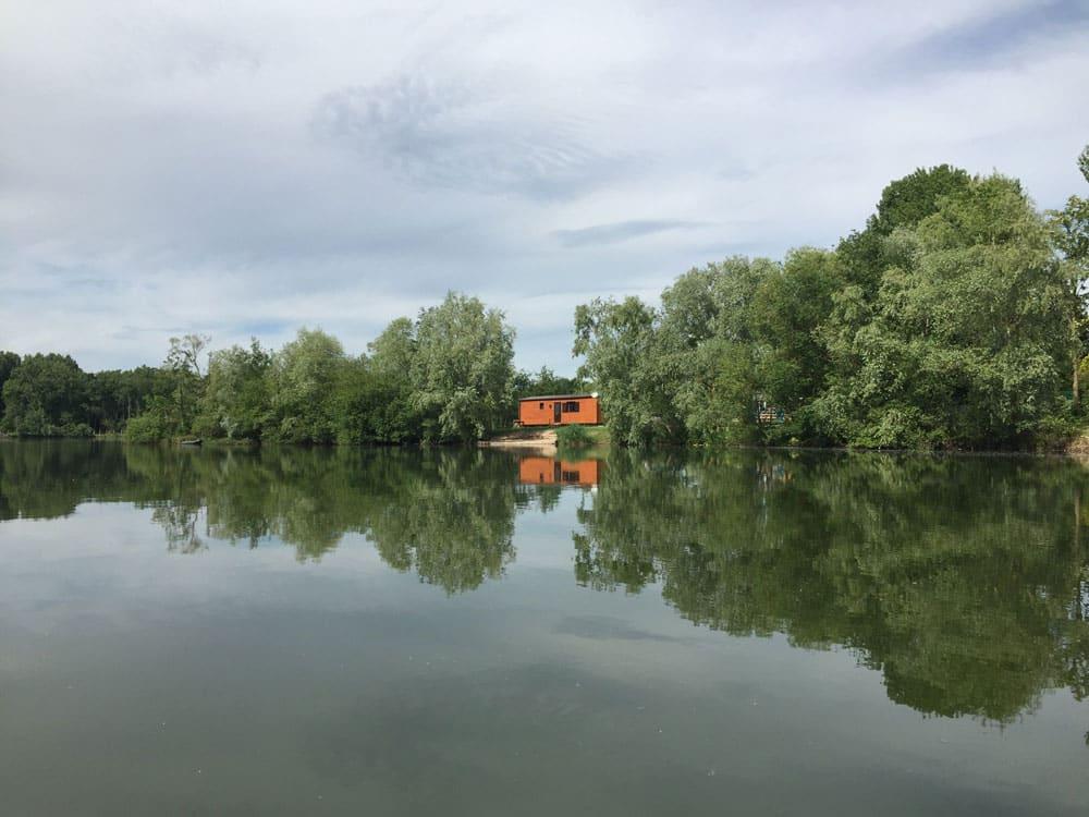 Poste VIP du Lac du Grand Fontenay