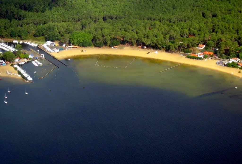Lac de Cazaux et de Sanguinet