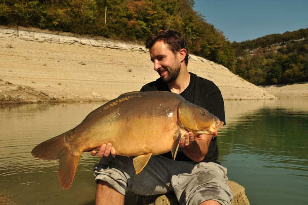 Lac de Vouglans - Grand lac public - Jura (39) 4
