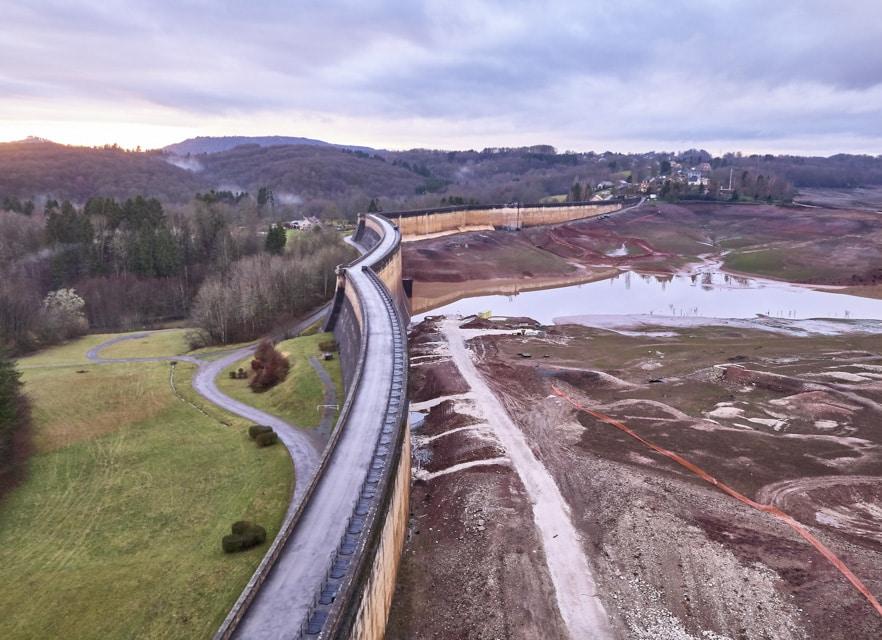 Bassin de Champagney - Grand lac public - Haute-Saône (70) 2