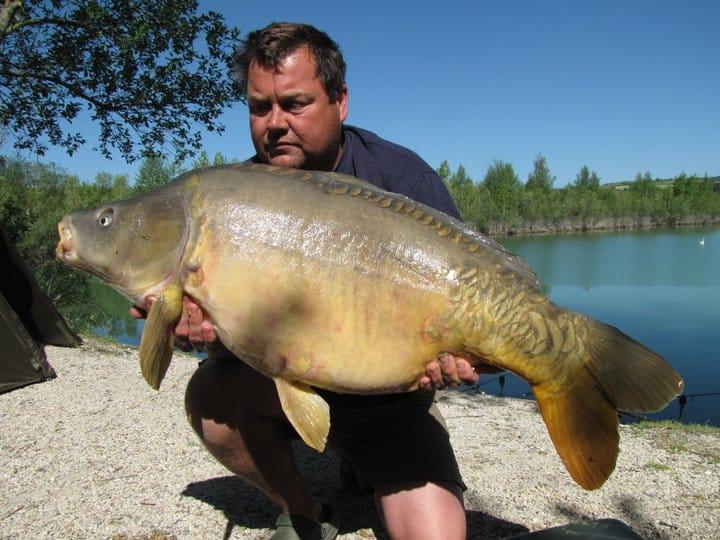 Etang de la Croix Blanche - Lac privé - Aisne (02) 2