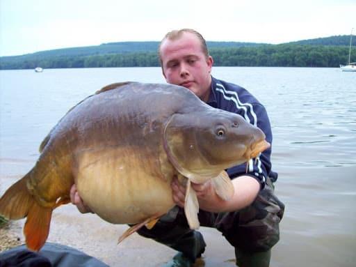 Lac des Vieilles Forges - Grand lac public - Ardennes (08) 1