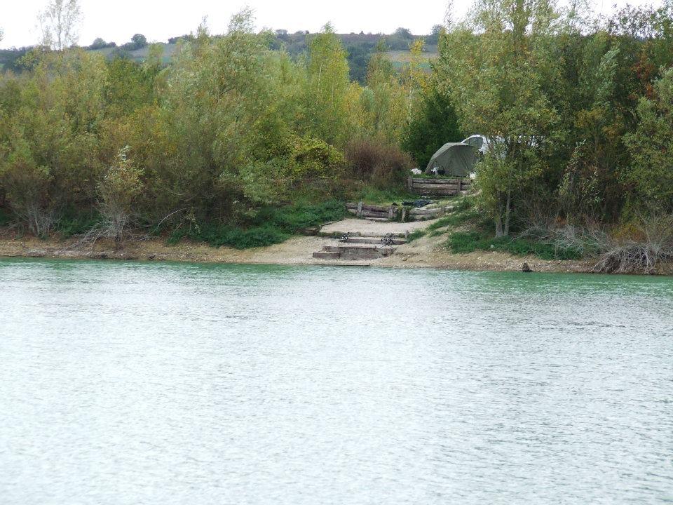 Poste de l'étang de la Croix Blanche