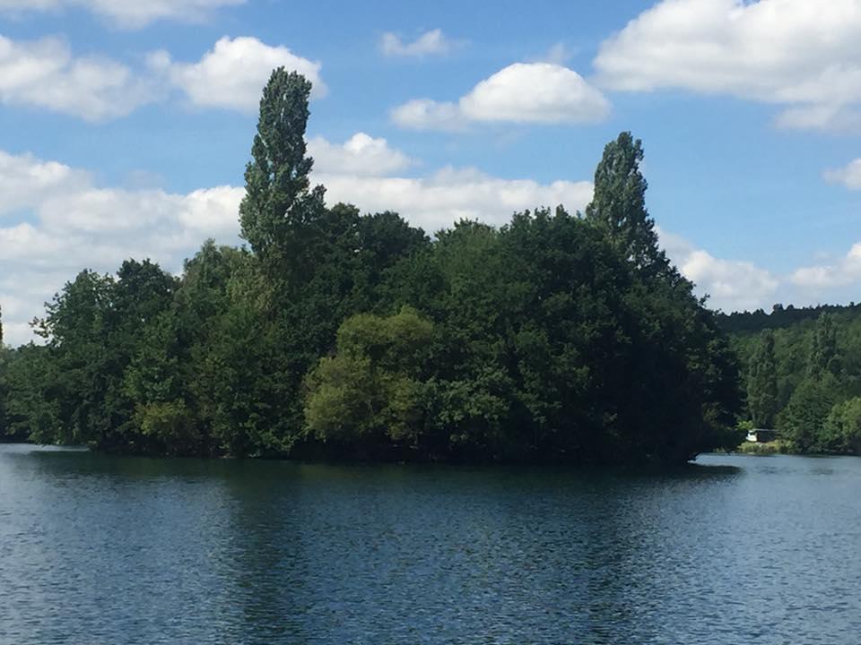 ile lac de Grosley