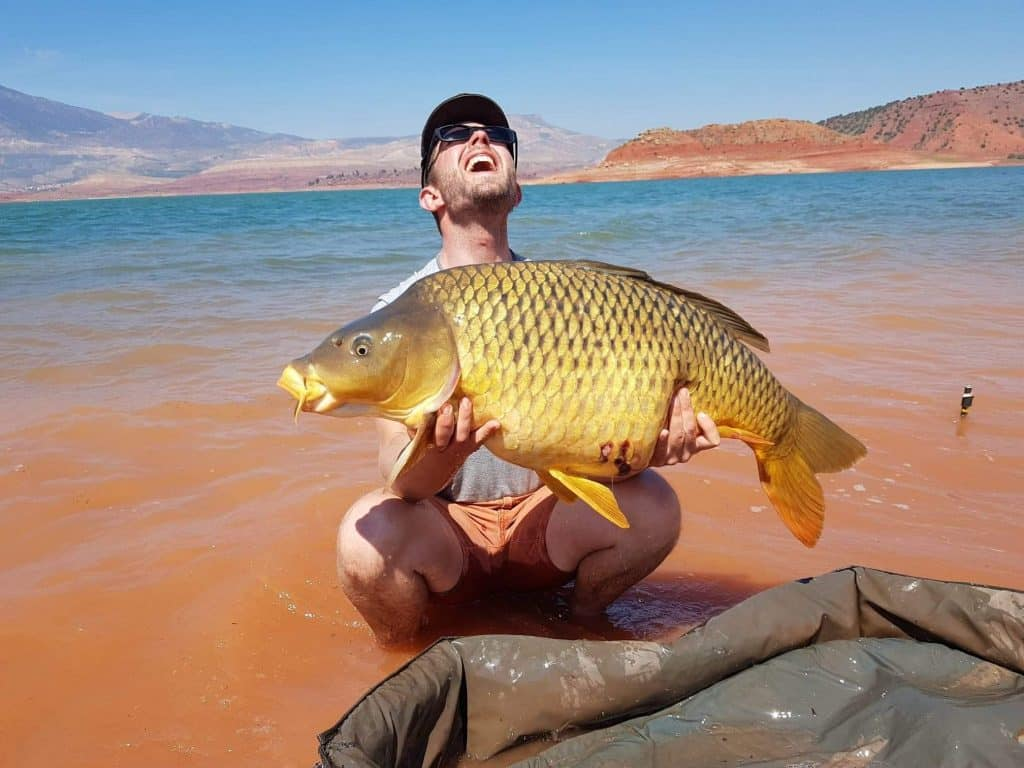 Lac de Bin el Ouidane - Grand lac à l'étranger - Maroc 2