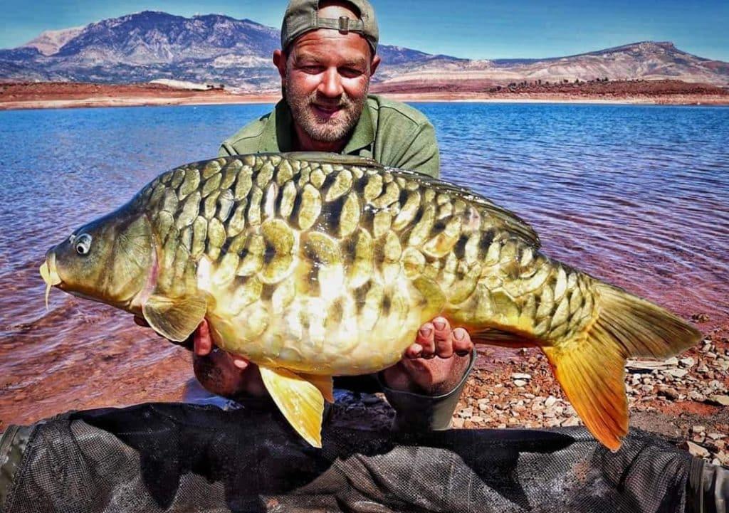 Lac de Bin el Ouidane - Grand lac à l'étranger - Maroc 3