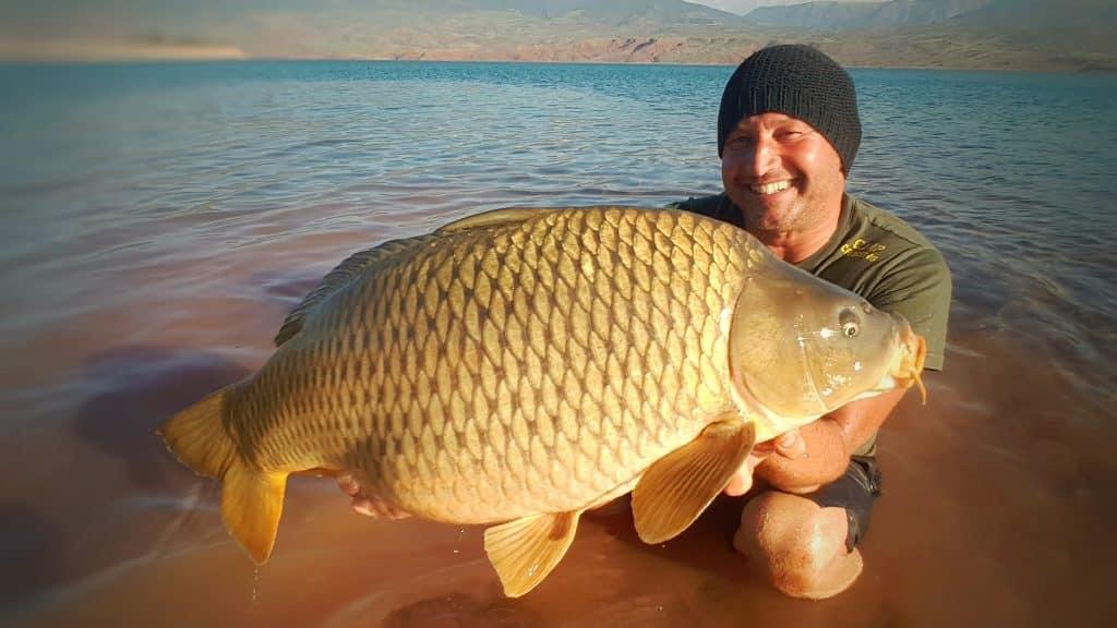 Lac de Bin el Ouidane - Grand lac à l'étranger - Maroc 4