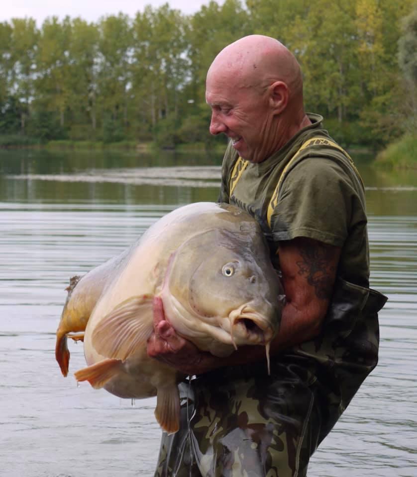 Etang Mar Pêche - Domaine Les Beaux Lacs -Lac privé - Yonne (89) 6