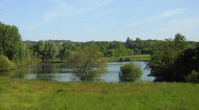 Lac de Saulx les Chartreux