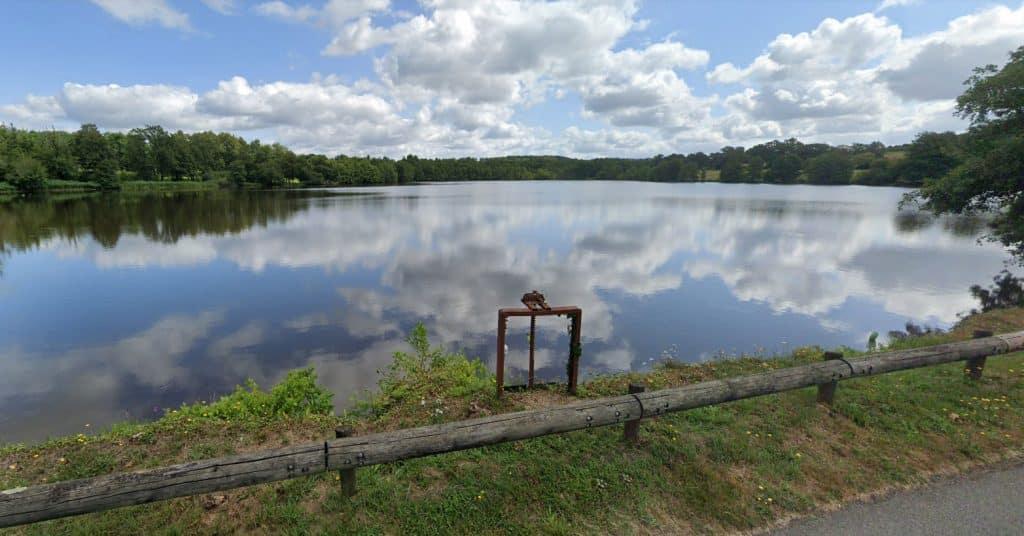 étang de Brigueuil