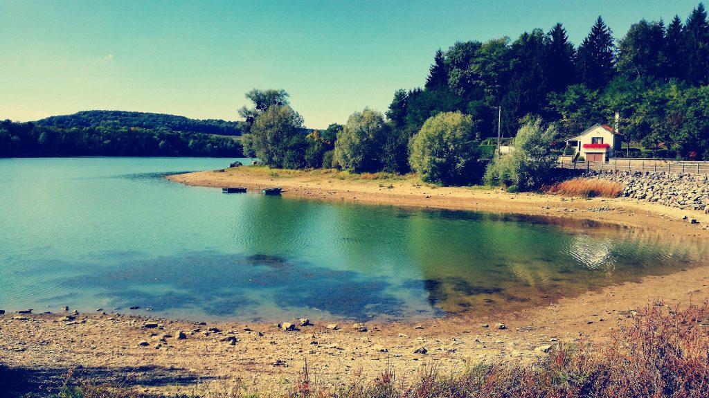 lac de charmes
