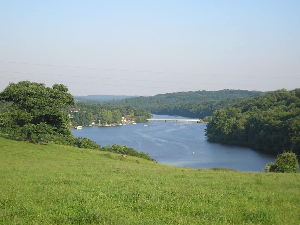 Lac de Rabodanges