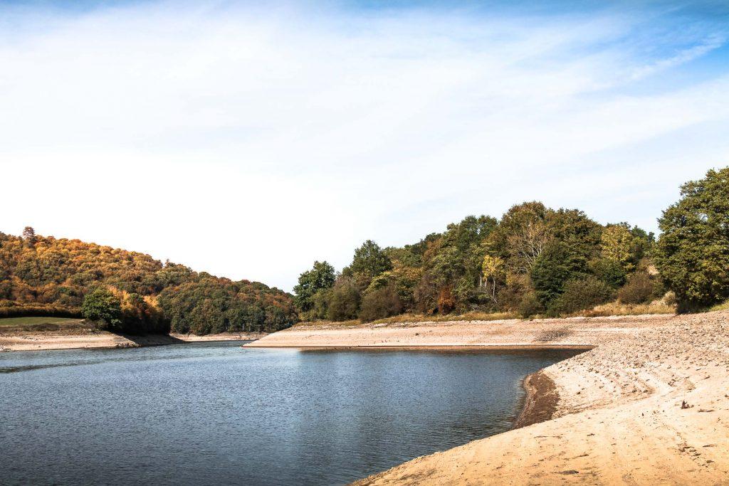 Lac du crescent
