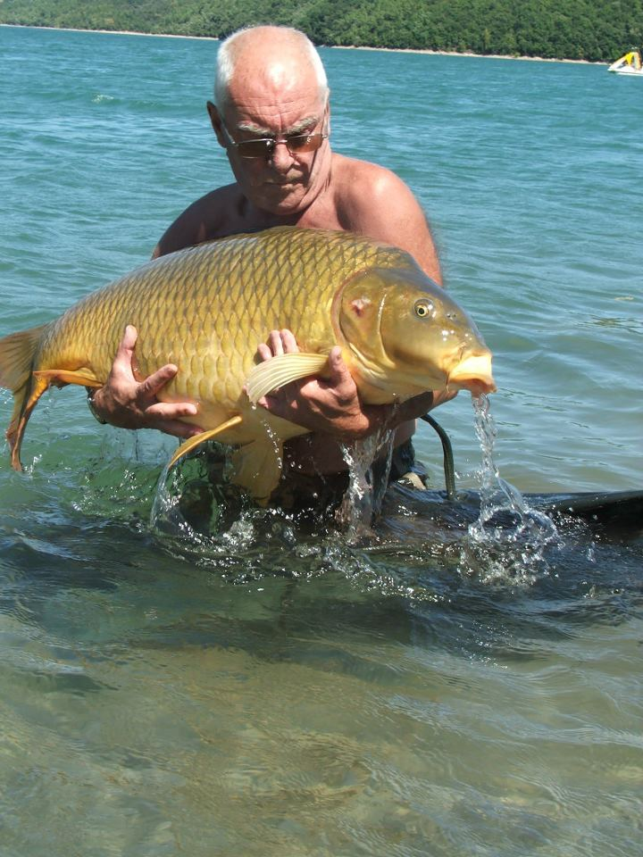 Nouveau record pour le lac de Saint Cassien : une commune de 30,8 kilos (68lbs) 3