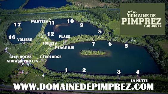 Domaine de Pimprez - Lac privé - Oise (60) 1