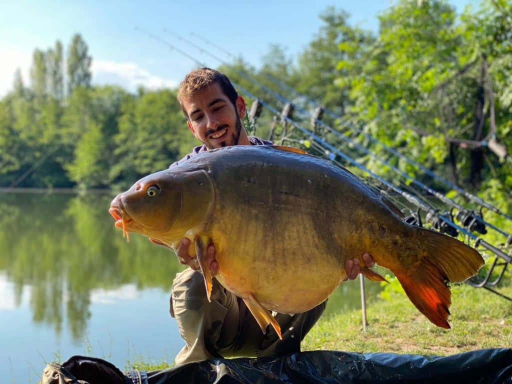 Etang Carp Fishing des Pâtures – Lac privé – Eure et Loir (28) 3