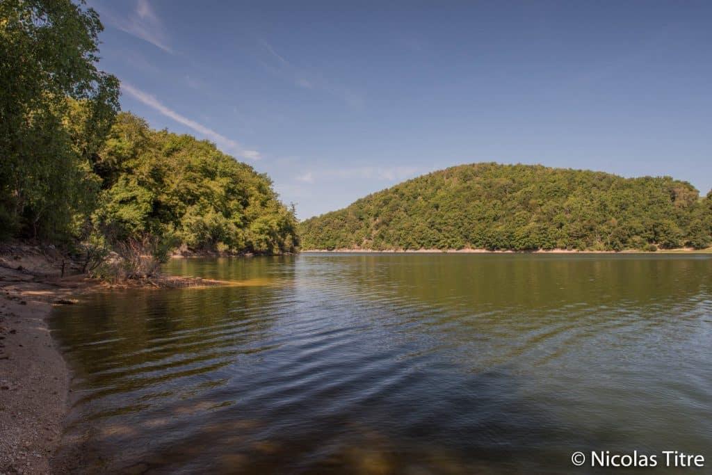 Lac de Maury
