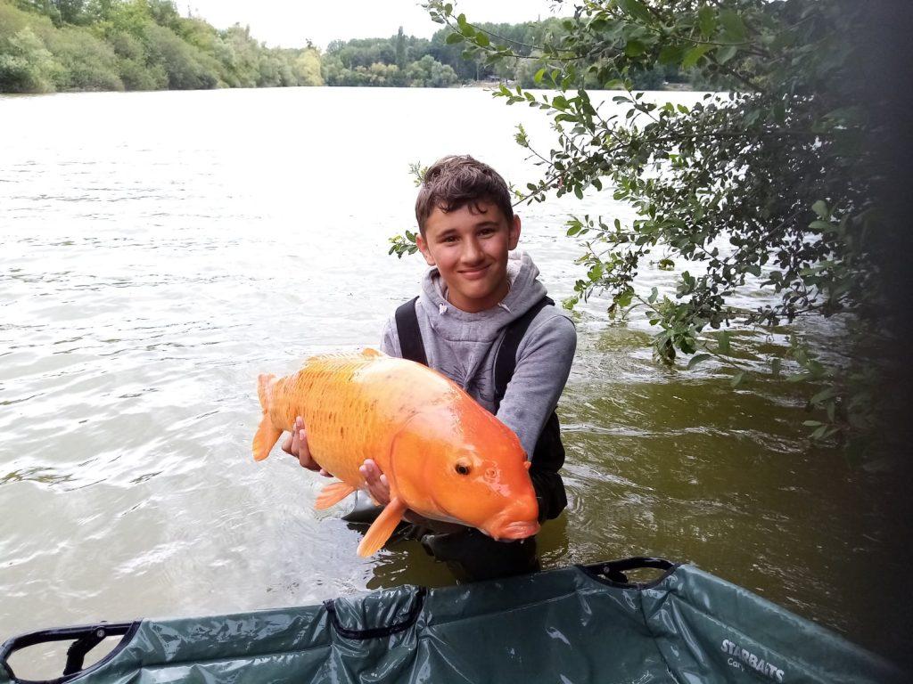 Les Sécherons – lac privé – Seine et Marne (77) 5