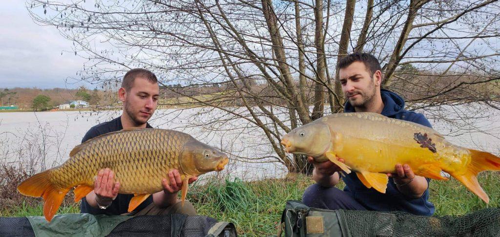 Lac de l'Uby - Grand lac public - Le Gers (32) 1
