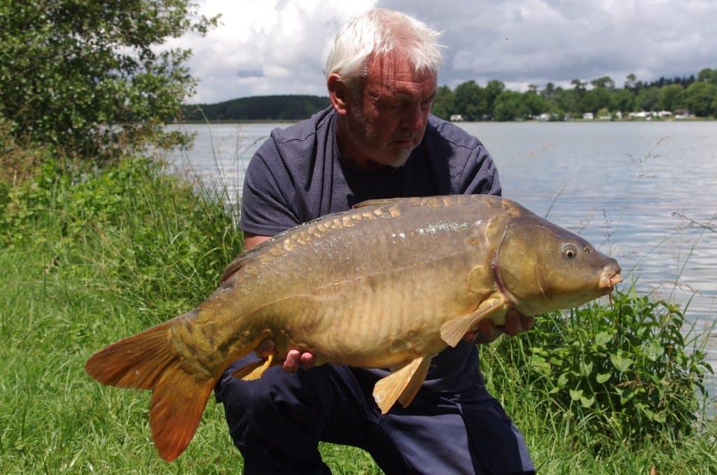 Lac de l'Uby - Grand lac public - Le Gers (32) 3