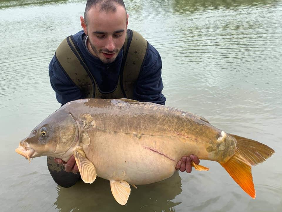 Etang Friz and Fish – Lac privé – Yonne (89) 4